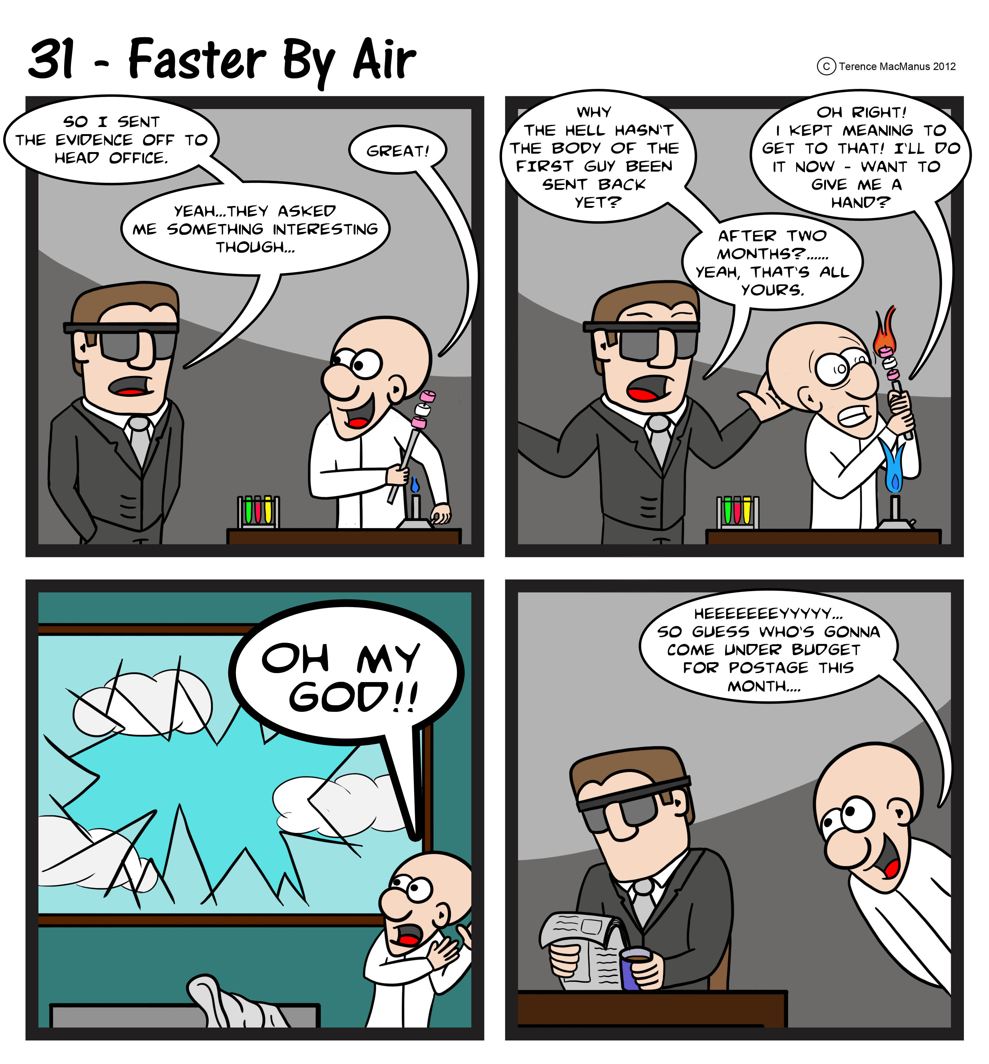 31 – Faster By Air