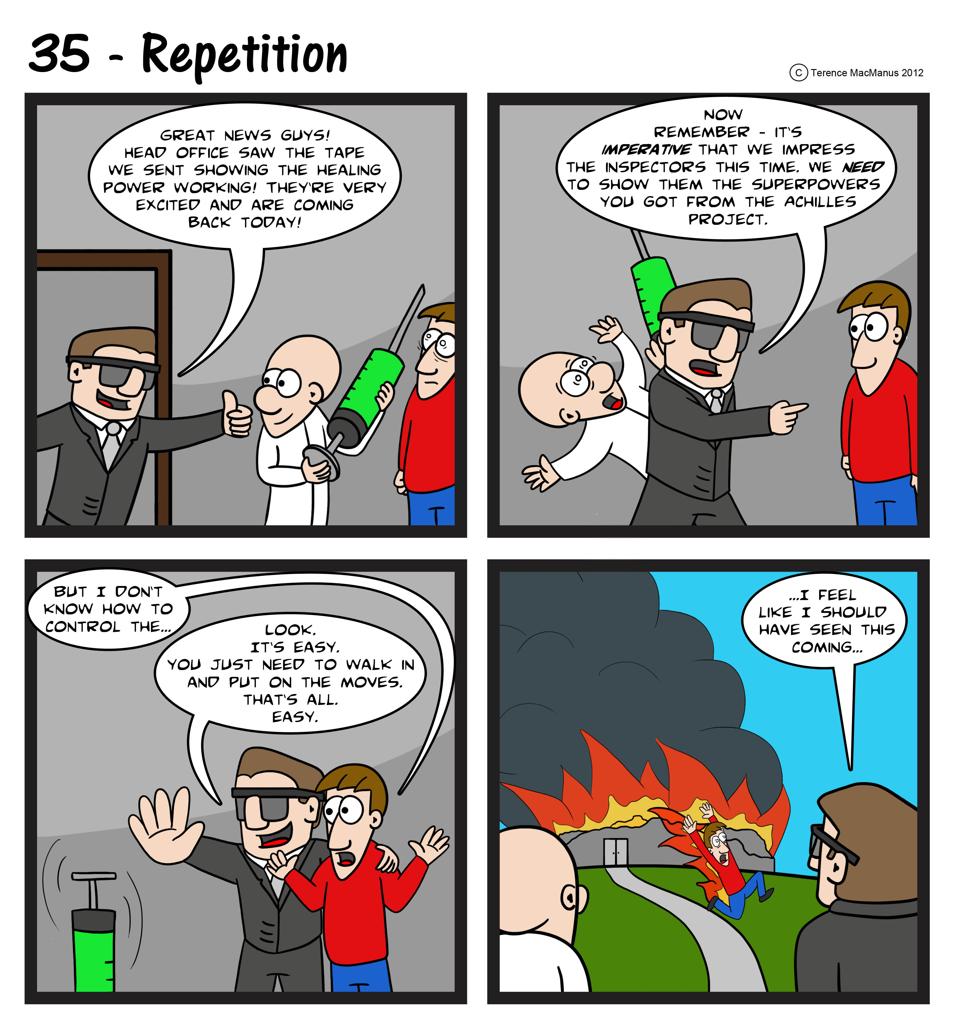 35 – Repetition