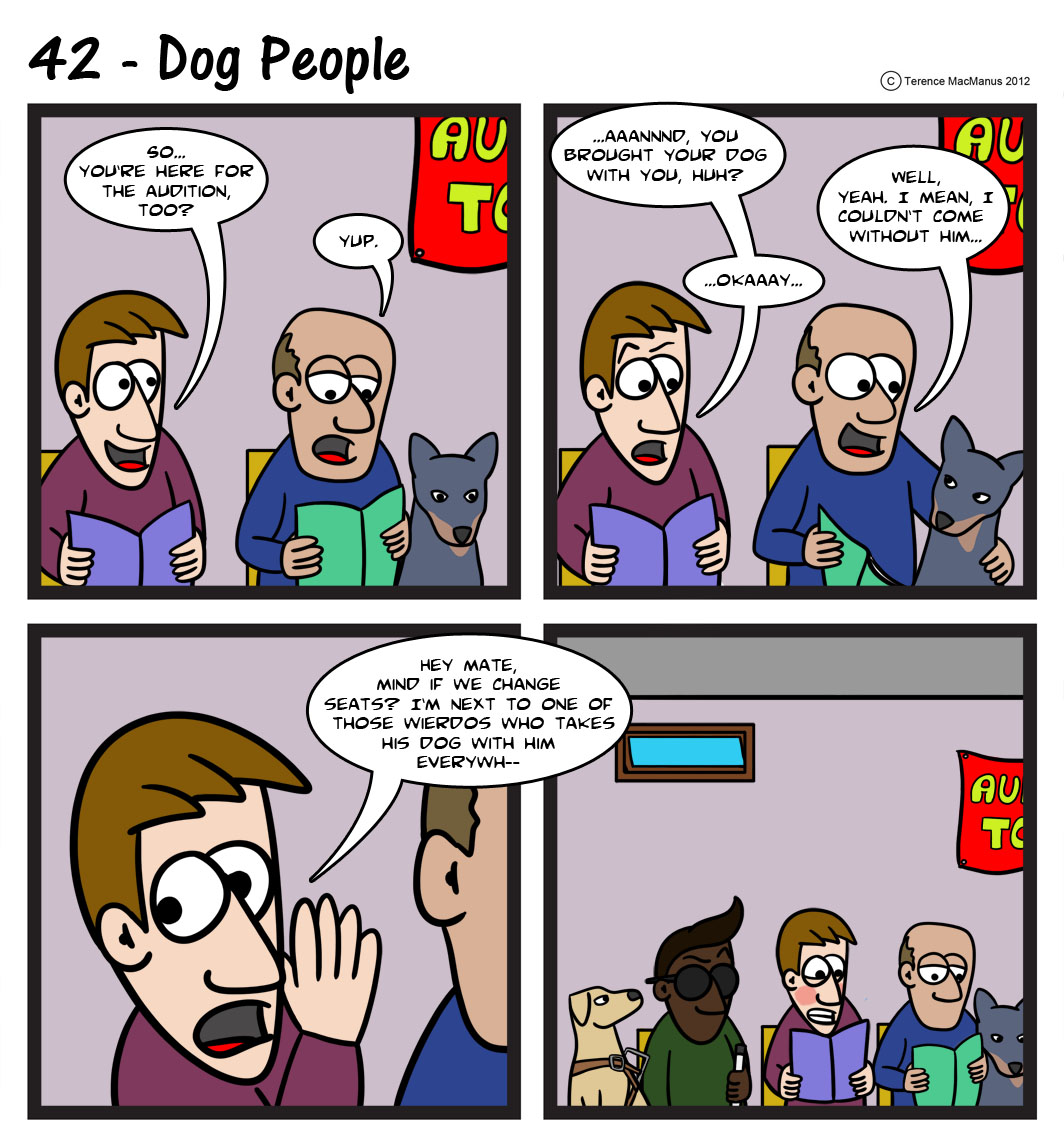 43 – Dog People