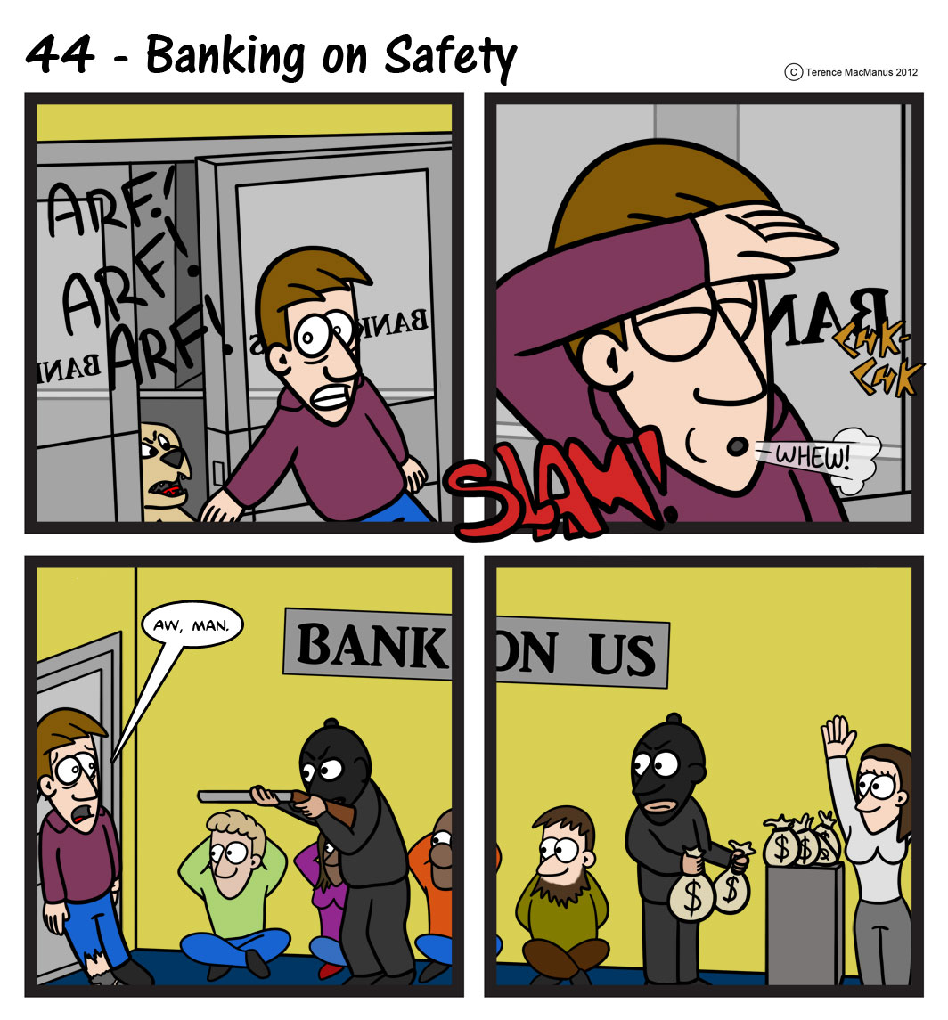 44 – Banking on Safety
