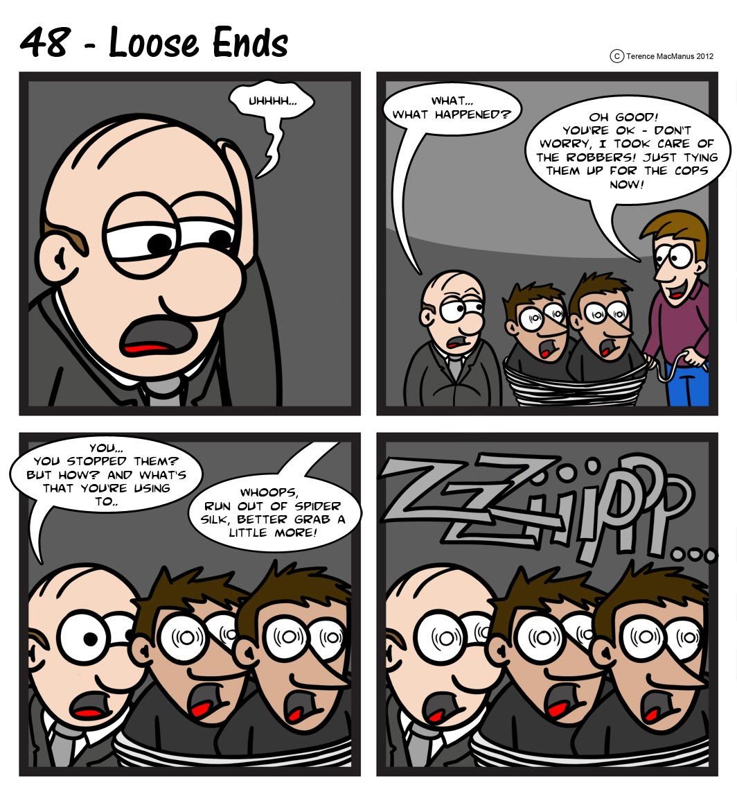 48 – Loose Ends