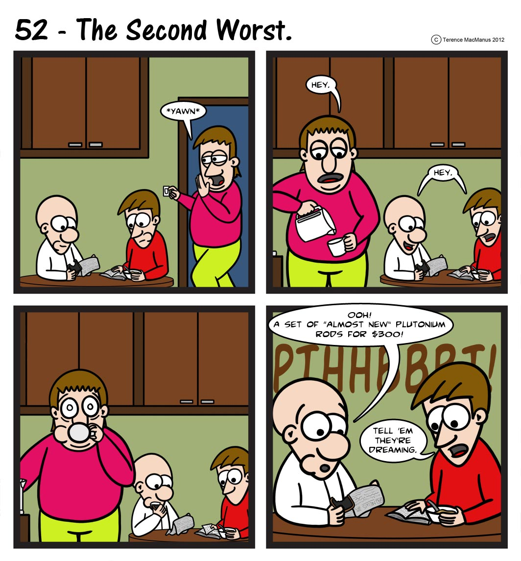 52 – The Second Worst