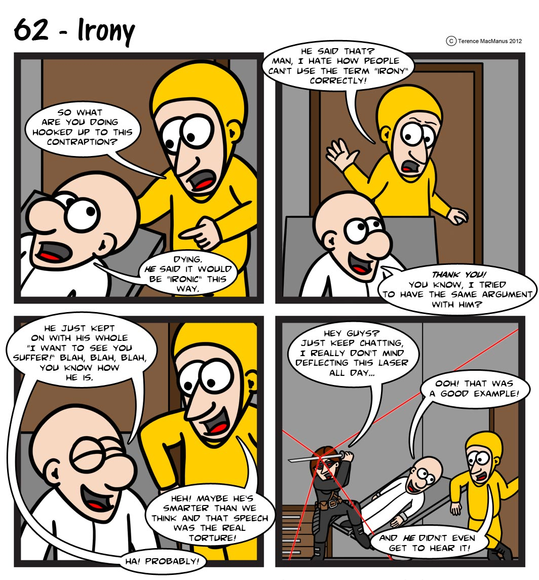 62 - Irony | Average J...