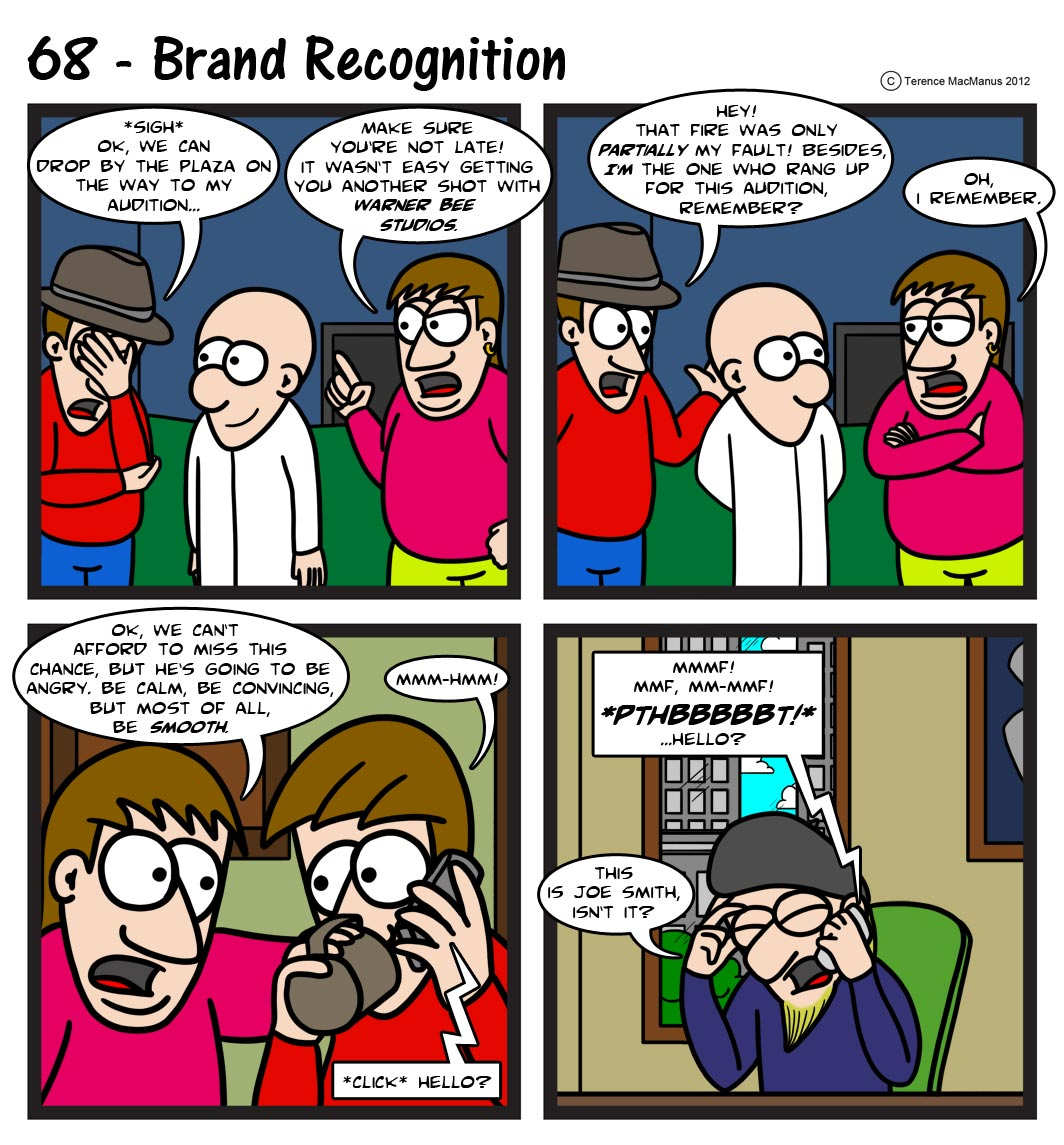 68 – Brand Recognition
