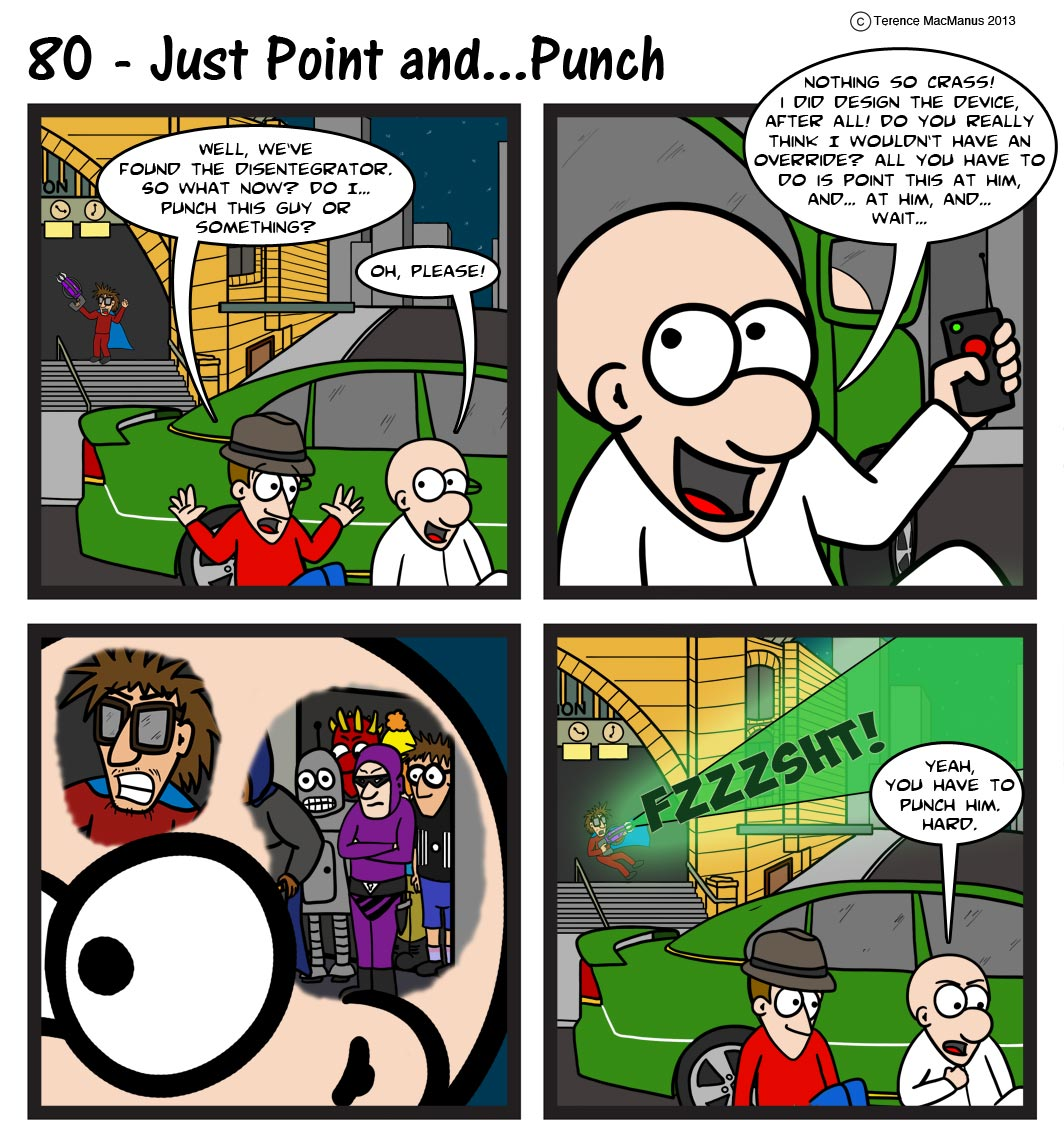 80 – Point And Punch