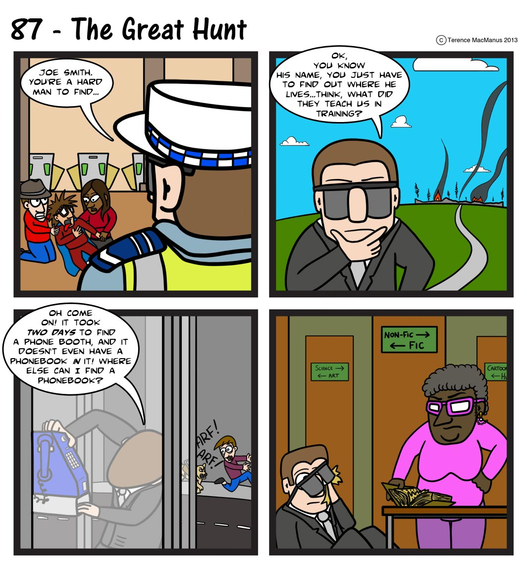 87 – The Great Hunt