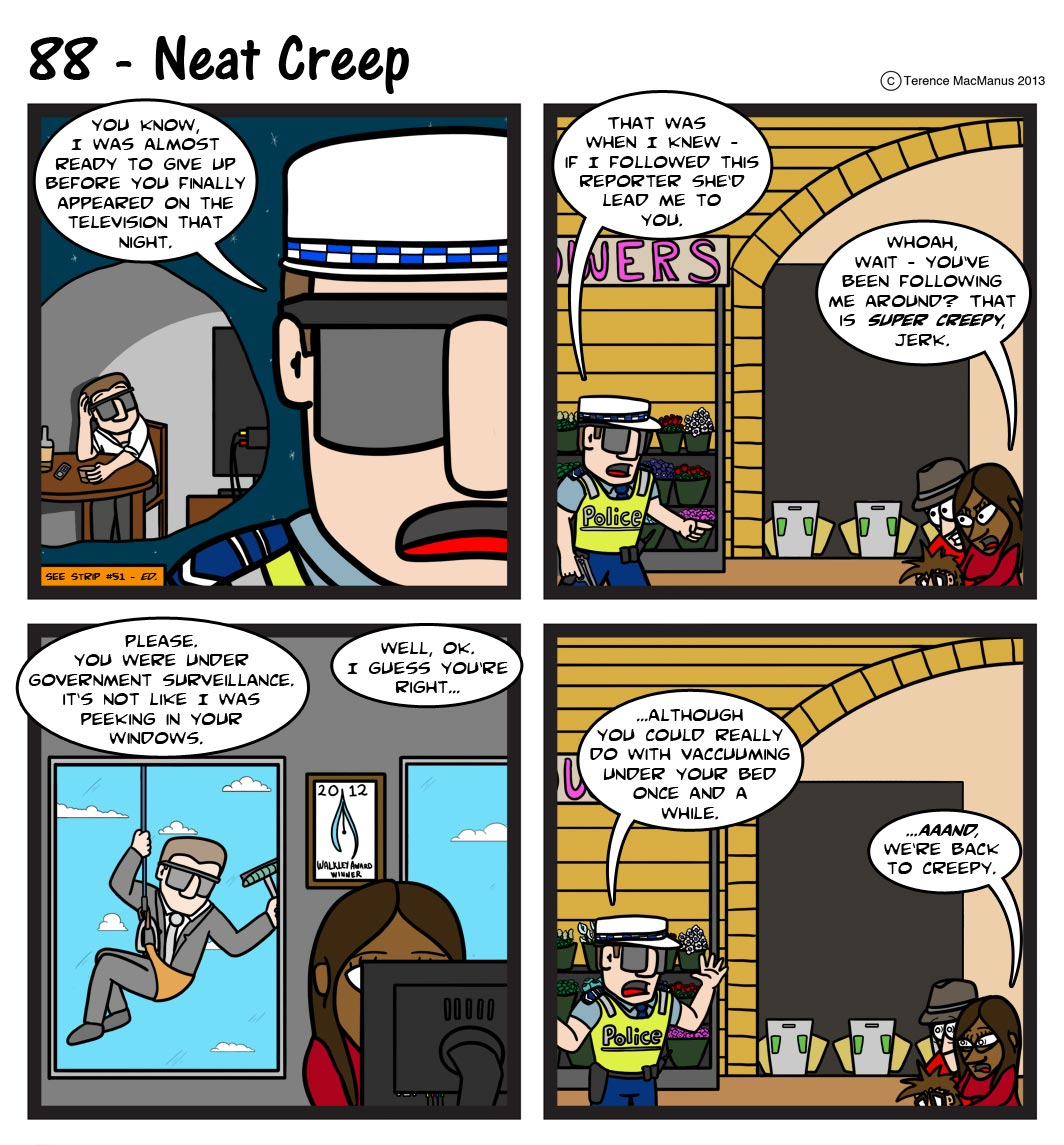 88 – Neat Creep