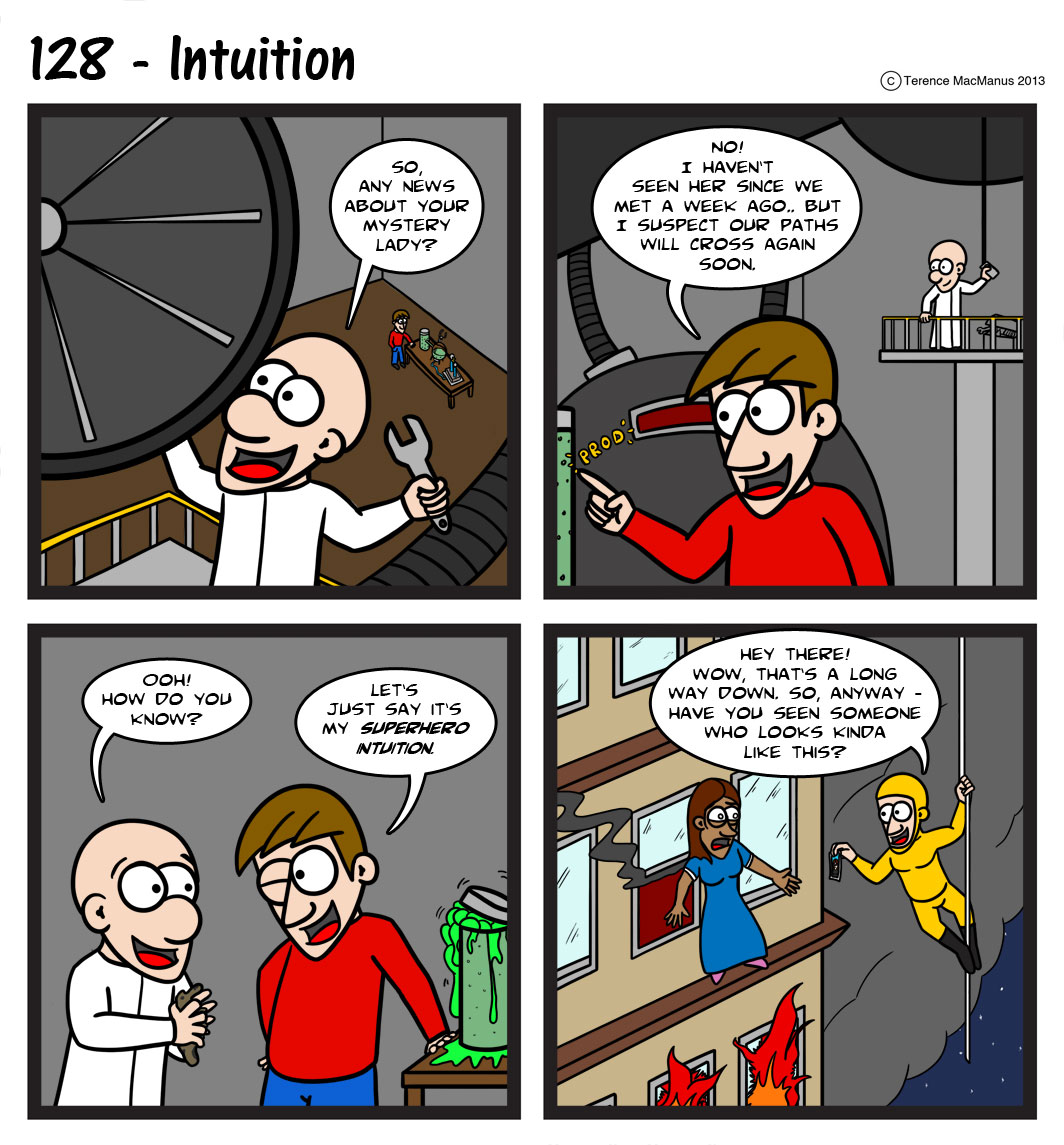 128 – Intuition