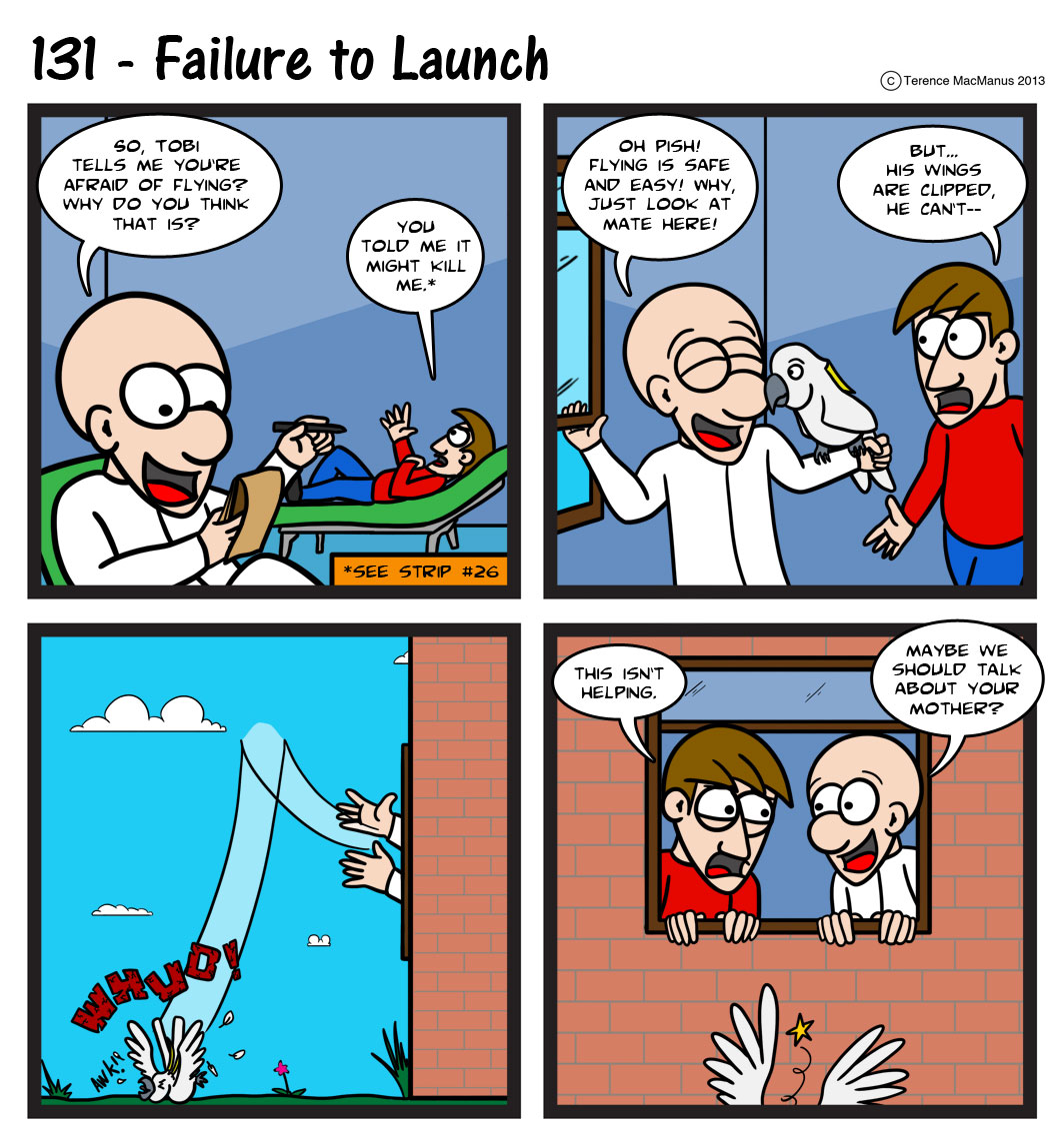 131 – Failure to Launch