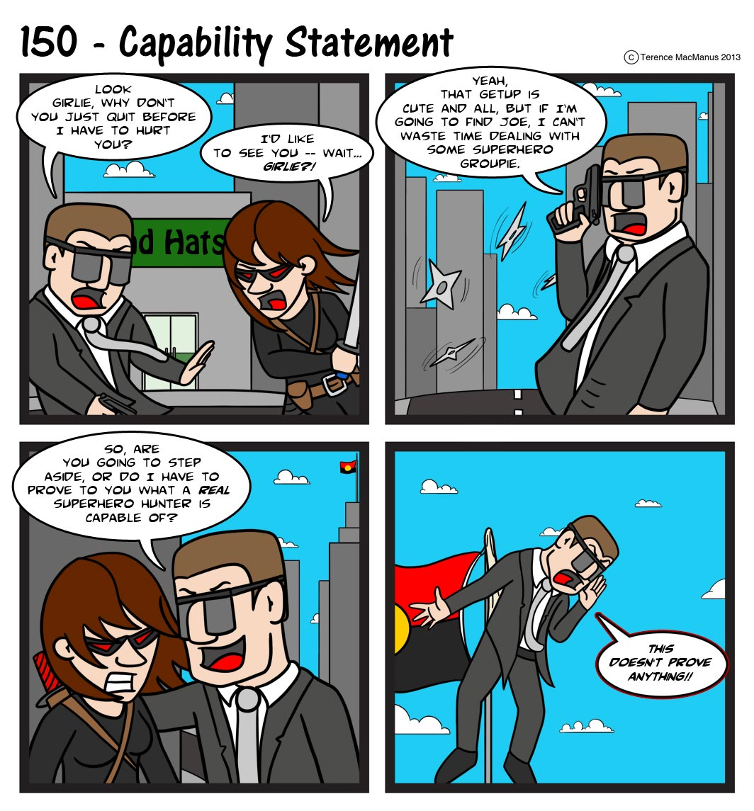 150 – Capability Statement