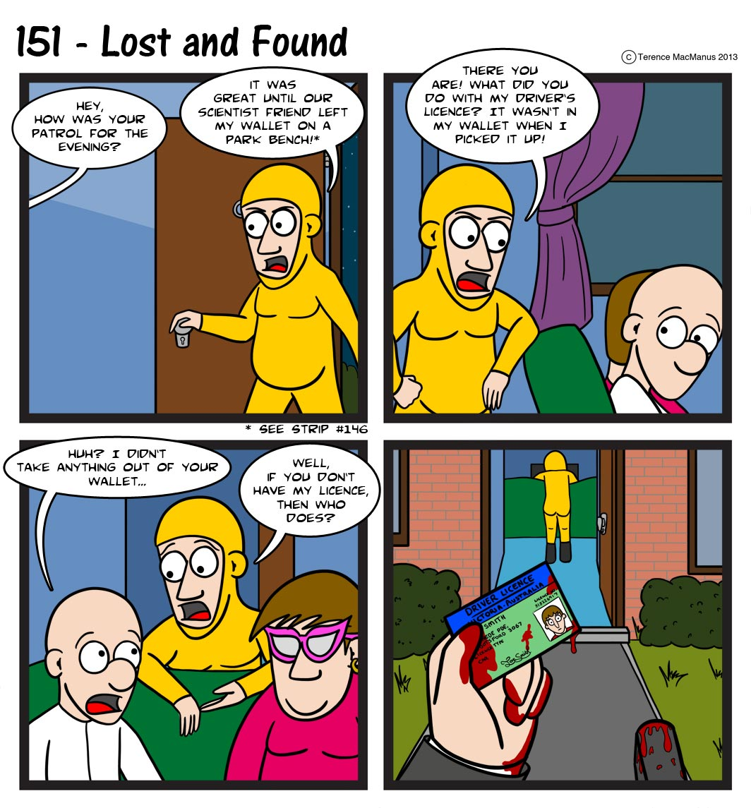 151 – Lost and Found