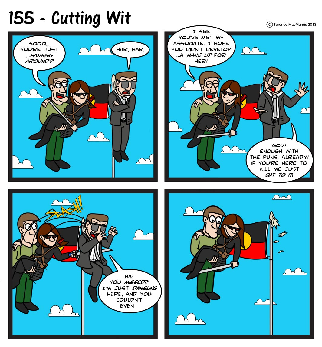 155 – Cutting Wit