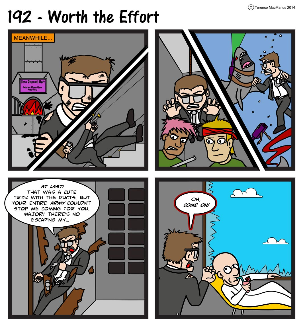 192 – Worth the Effort